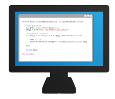 QuoteWerks CPQ Scripting - VB